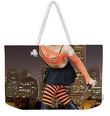 Night Of The Clockwork Orange Weekender Tote Bag