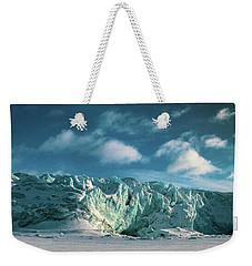 Nordenskioldbreen Weekender Tote Bag