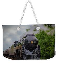 Norfolk And Western 611 Weekender Tote Bag