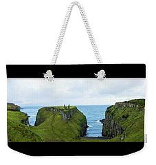 Northern Ireland Coast Weekender Tote Bag