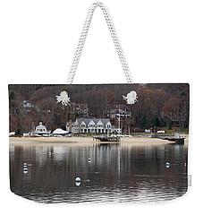 Northport Harbor Weekender Tote Bag