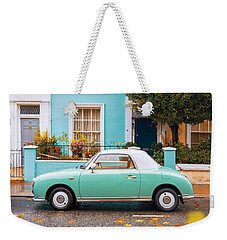 Notting Hill Vibes Weekender Tote Bag