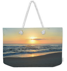 Weekender Tote Bag featuring the photograph November 3, 2018 by Barbara Ann Bell