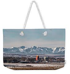 November Nanton Weekender Tote Bag