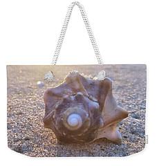 Nuclear Whorl Weekender Tote Bag