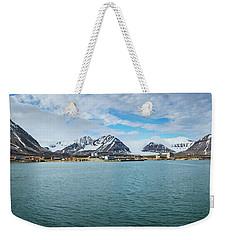 Ny Alesund Weekender Tote Bag