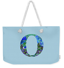 O 2019 Collection Weekender Tote Bag