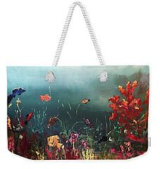 Ocean Beauty Weekender Tote Bag