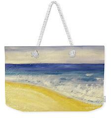 Ocean Flow Weekender Tote Bag