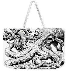 Octoberpus I Weekender Tote Bag