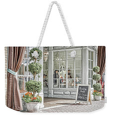 Old Days Weekender Tote Bag
