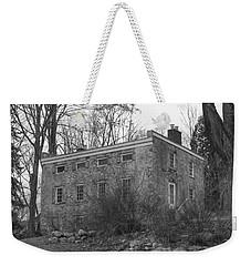 Old Stone House - Waterloo Village Weekender Tote Bag