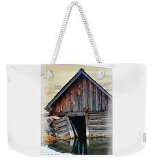 Old Well House #2 Weekender Tote Bag