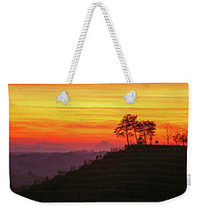 On The Viewpoint Weekender Tote Bag