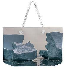 One Cube Or Two Weekender Tote Bag