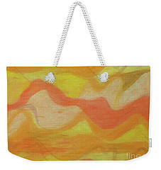 Orange Colors 1 Weekender Tote Bag