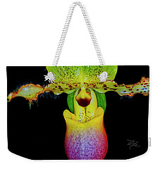 Orchid Study Eleven Weekender Tote Bag
