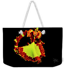 Orchid Study Nine Weekender Tote Bag