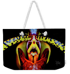 Orchid Study Six Weekender Tote Bag