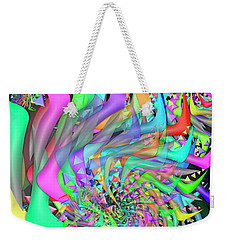 Ornament Complex Remix One Weekender Tote Bag
