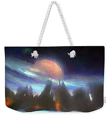 Other Worlds II Weekender Tote Bag