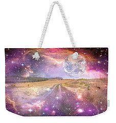 Our Place In The Universe Weekender Tote Bag
