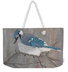 Out Of Reach Weekender Tote Bag