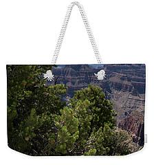 Over The Edge Weekender Tote Bag