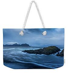 Overflow Weekender Tote Bag