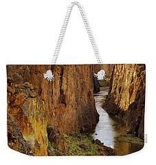 Owhyee River Weekender Tote Bag
