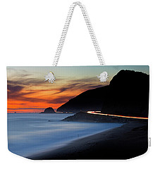 Pacific Coast Highway Weekender Tote Bag
