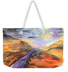 Paint Rock Texas Weekender Tote Bag