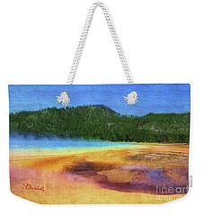 Painting #5 Weekender Tote Bag