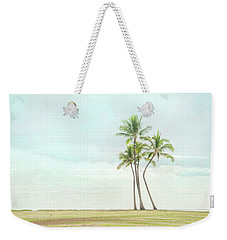Palm Tree Cluster  Weekender Tote Bag