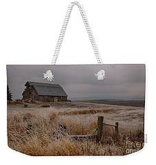 Palouse Frost Weekender Tote Bag