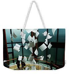 Papers Weekender Tote Bag