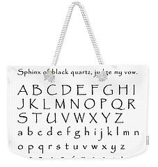 Papyrus - Most Wanted Weekender Tote Bag