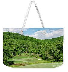Par 3 Hole 16 Weekender Tote Bag