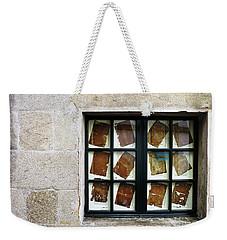 Parchment Panes Weekender Tote Bag