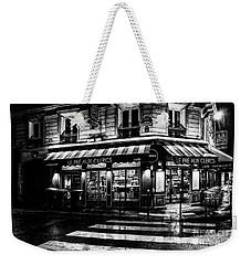 Paris At Night - Rue Bonaparte Weekender Tote Bag