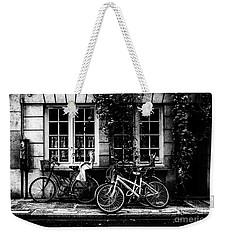 Paris At Night - Rue Poulletier Weekender Tote Bag
