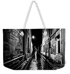 Paris At Night - Rue Visconti Weekender Tote Bag