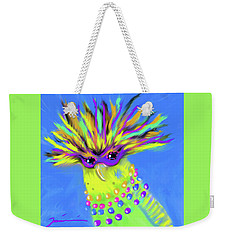 Party Animal Weekender Tote Bag