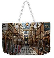 Passage Grand Cerf - Eyeglasses Shop Weekender Tote Bag