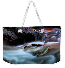 Passion Of Water Weekender Tote Bag
