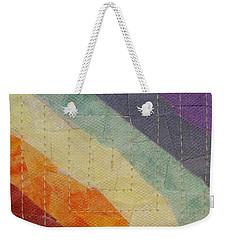 Pastel Color Study Weekender Tote Bag