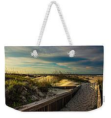Path To The Beach  Weekender Tote Bag