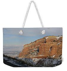 Peak-a-boo Canyon Weekender Tote Bag