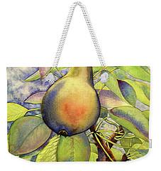 Pear Of Paradise Weekender Tote Bag