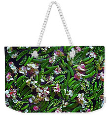 Peas Please Weekender Tote Bag